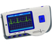 MINI ECG PALMARE PRINCE 180BCW CARDIO B - 3 DERIVAZIONI - monocale - display a colori - software + bluetooth